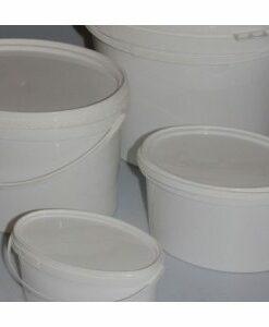 Ovale Bucket