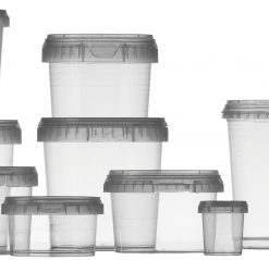 Round Cups
